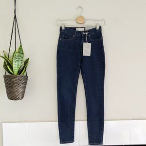 New Everlane Authentic Stretch Mid-Rise Skinny